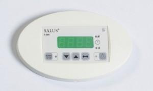 Regulace do sauny