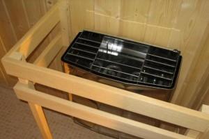 Sauny - saunová kamna
