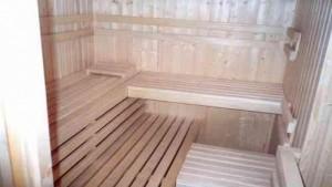 Hliníková folie sauna
